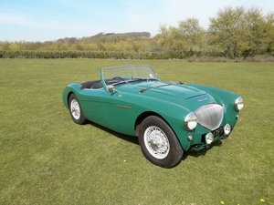 Picture of 1955 100/4 BN2 October Genuine RHD  For Sale