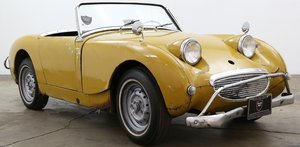 Austin Healey Frogeye Sprite solid LHD Project
