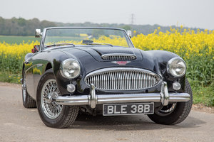 1964 Austin Healey 3000 MkIII | Rare Early Phase II, UK RHD SOLD