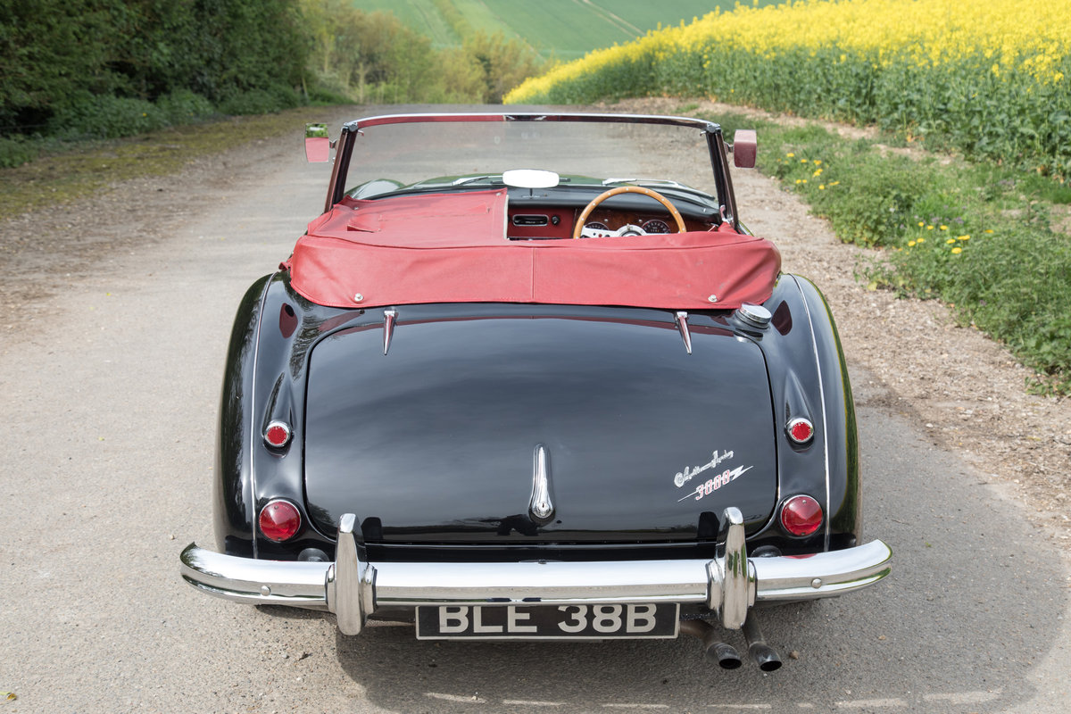 1964 Austin Healey 3000 MkIII | Rare Early Phase II, UK RHD For Sale (picture 4 of 6)