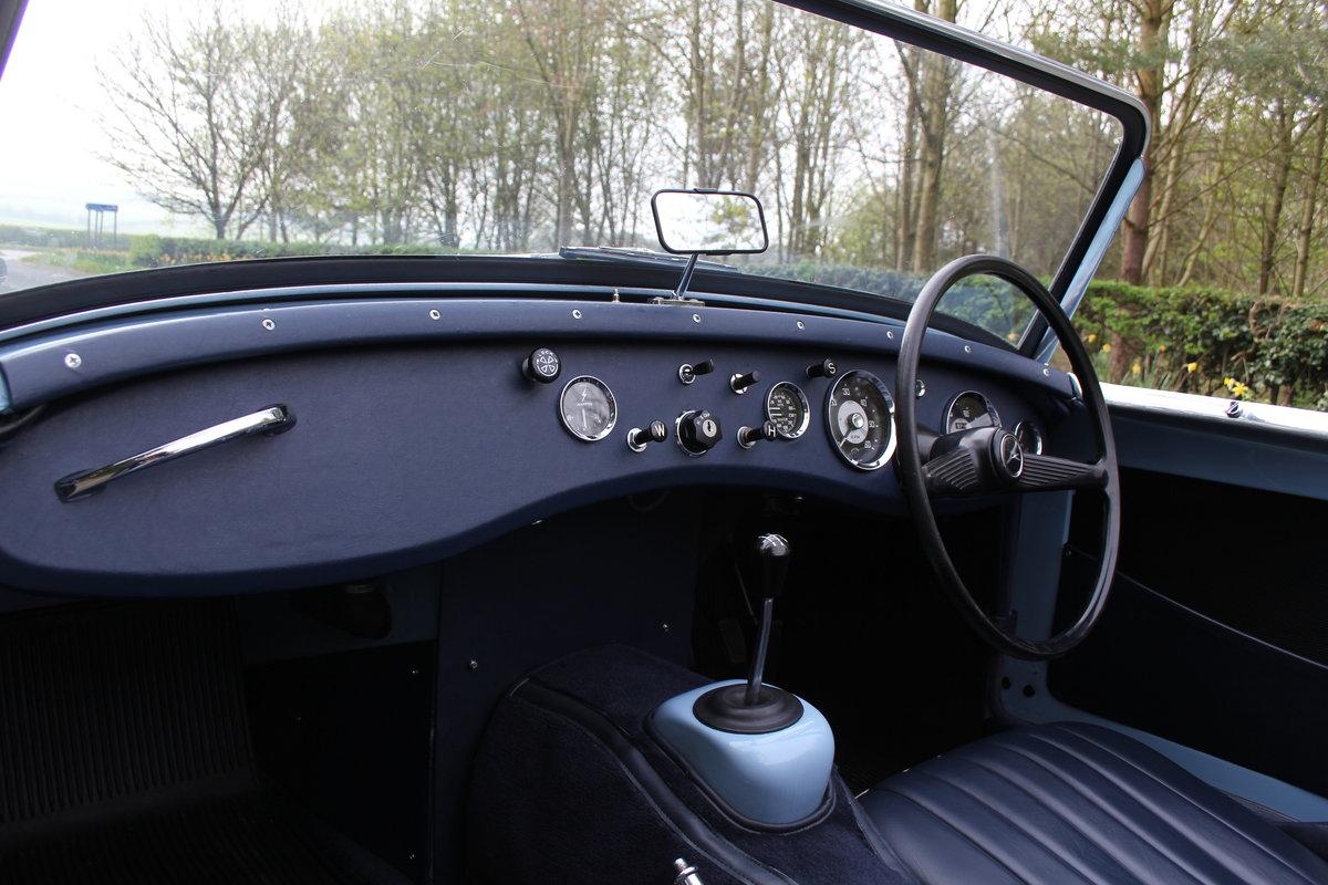 1959 Austin Healey Frogeye Sprite, UK car, superb spec For Sale (picture 8 of 12)