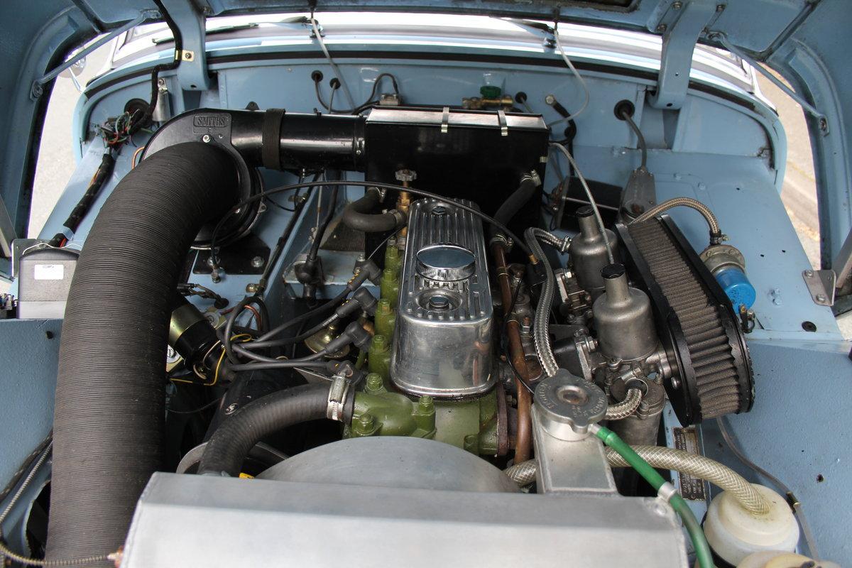 1959 Austin Healey Frogeye Sprite, UK car, superb spec For Sale (picture 10 of 12)