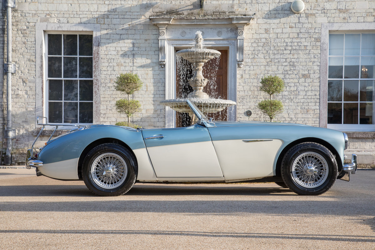 1957 Austin Healey 100/6S | One of 50 'S' Models, Modified New SOLD (picture 3 of 6)