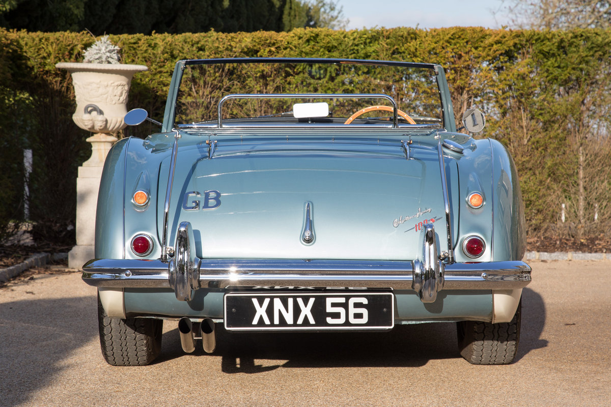 1957 Austin Healey 100/6S | One of 50 'S' Models, Modified New SOLD (picture 4 of 6)