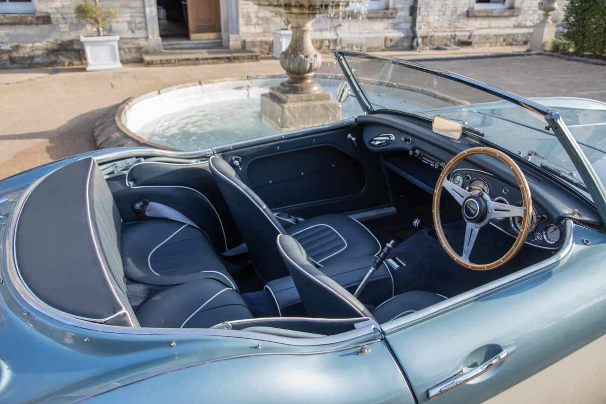 1957 Austin Healey 100/6S | One of 50 'S' Models, Modified New SOLD (picture 5 of 6)