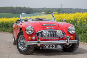 1967 Austin Healey 3000 MkIII | High Specification, UK RHD For Sale
