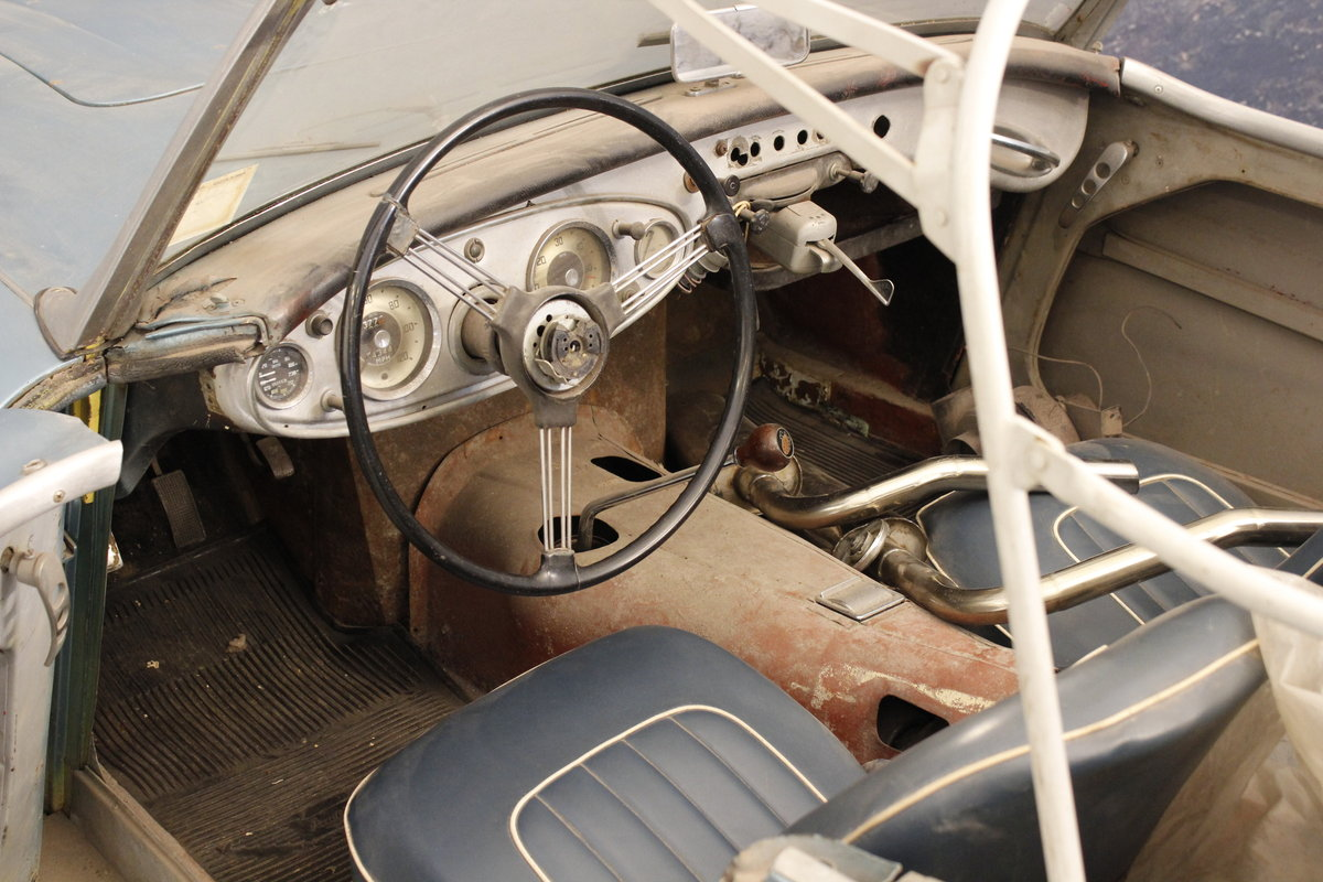 1960 Austin Healey 3000 Restoration Projekt For Sale (picture 3 of 6)
