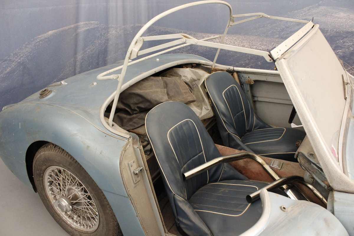 1960 Austin Healey 3000 Restoration Projekt For Sale (picture 4 of 6)