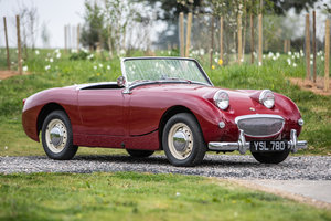 1960 Austin Healey MK1 'Frogeye' Sprite  For Sale by Auction
