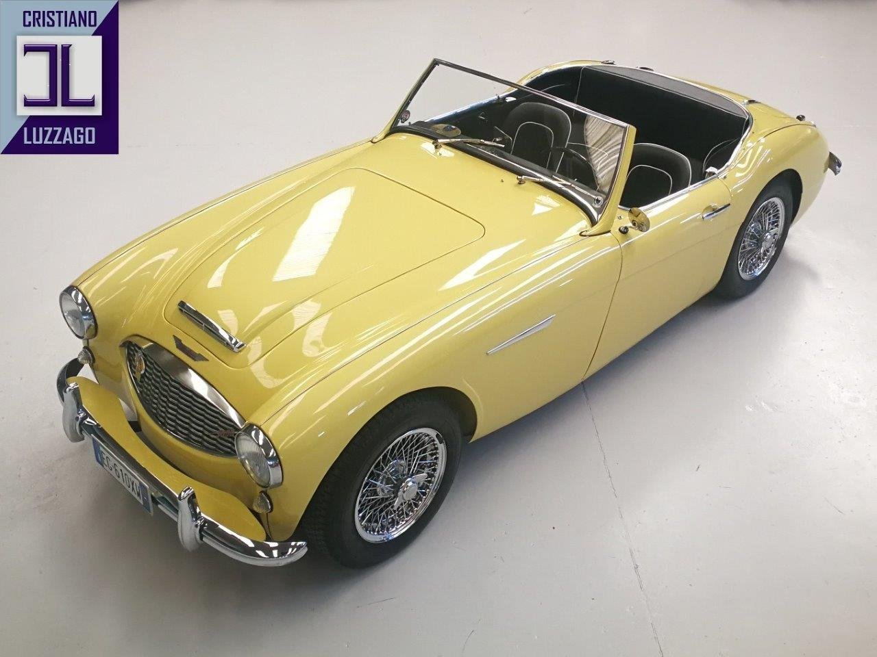 1960 AUSTIN HEALEY 3000 MK1 4 SEATER For Sale (picture 1 of 6)