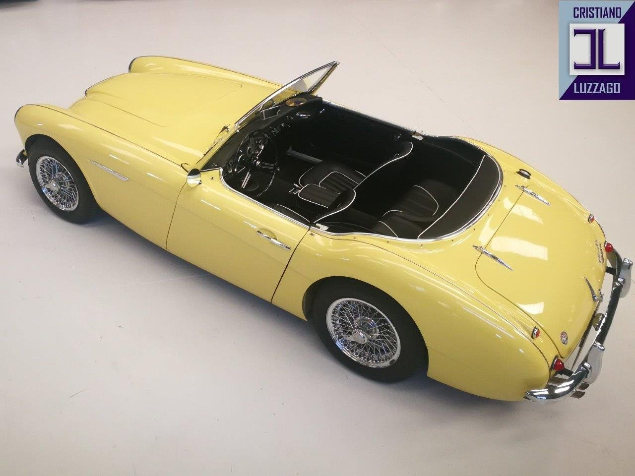 1960 AUSTIN HEALEY 3000 MK1 4 SEATER For Sale (picture 2 of 6)