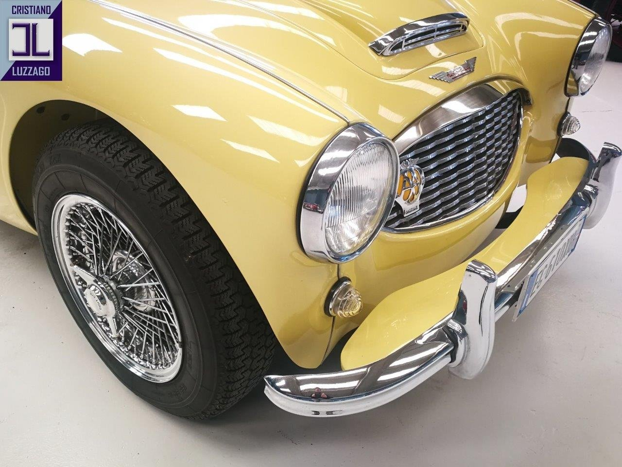 1960 AUSTIN HEALEY 3000 MK1 4 SEATER For Sale (picture 3 of 6)