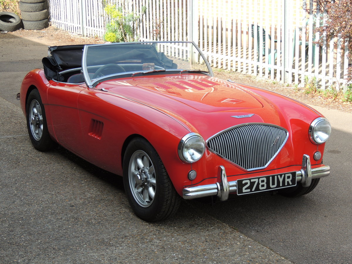 1956 Austin-Healey 100/4 BN2 For Sale (picture 1 of 6)