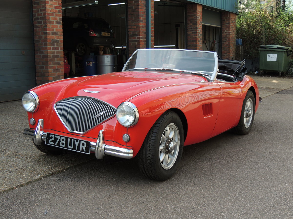 1956 Austin-Healey 100/4 BN2 For Sale (picture 2 of 6)