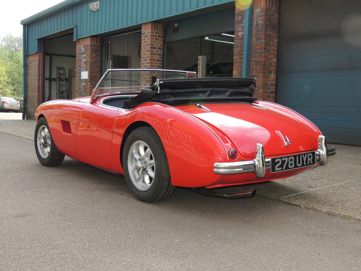 1956 Austin-Healey 100/4 BN2 For Sale (picture 4 of 6)