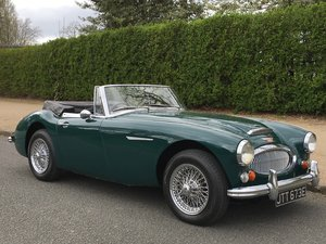 1967 Austin Healey 3000 BJ8 Phase 2 - Original UK RHD Car SOLD
