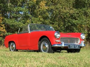 1962 Austin Healey Sprite MkII at Morris Leslie Auction 25th May For Sale by Auction