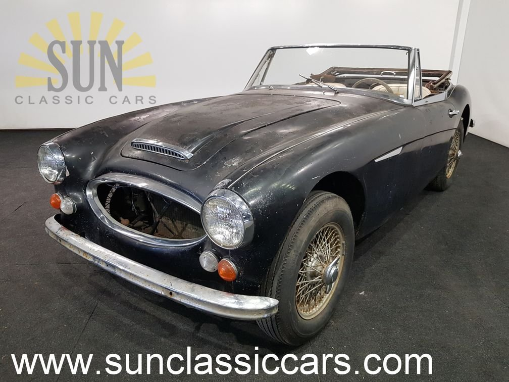 Austin-Healey 3000MK3 1967, very solid For Sale (picture 1 of 6)