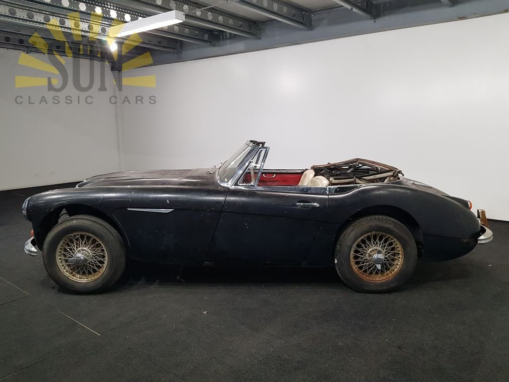 Austin-Healey 3000MK3 1967, very solid For Sale (picture 2 of 6)