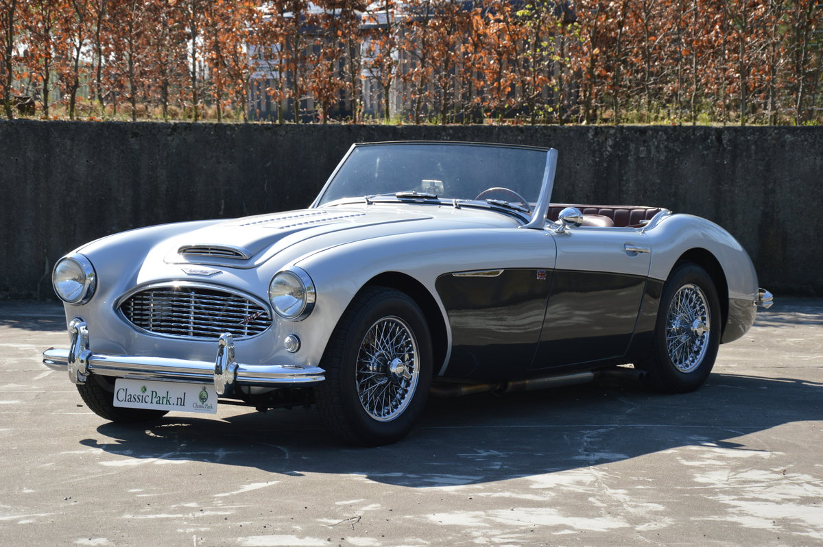 (1021) Austin Healey 100-6 NB4 - 1959 For Sale (picture 1 of 6)
