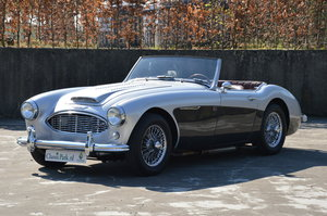 (1021) Austin Healey 100-6 NB4 - 1959