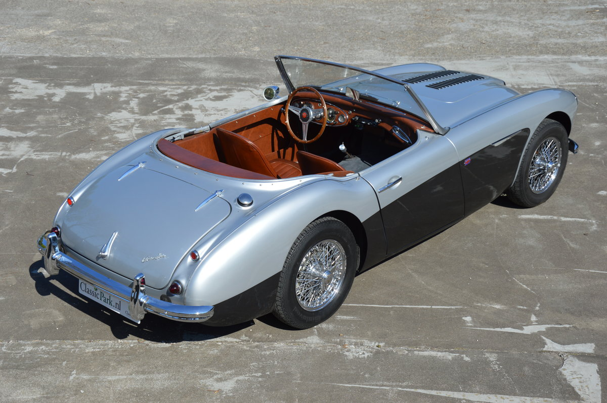 (1021) Austin Healey 100-6 NB4 - 1959 For Sale (picture 2 of 6)