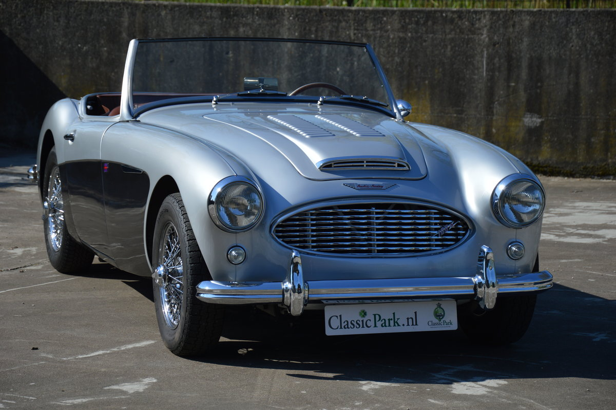 (1021) Austin Healey 100-6 NB4 - 1959 For Sale (picture 3 of 6)