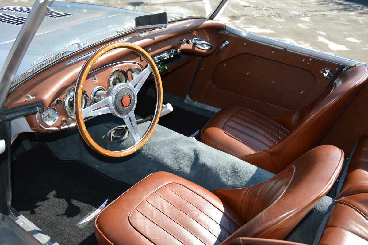 (1021) Austin Healey 100-6 NB4 - 1959 For Sale (picture 4 of 6)