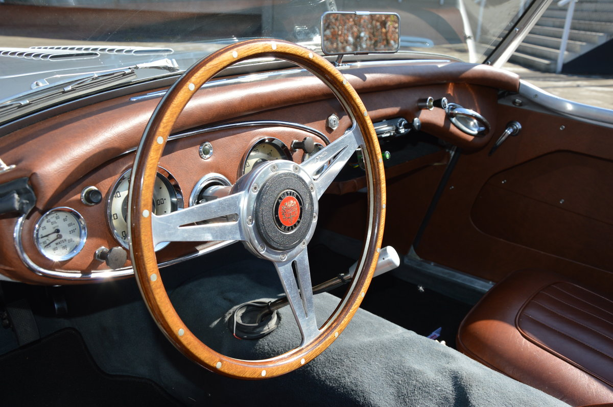 (1021) Austin Healey 100-6 NB4 - 1959 For Sale (picture 6 of 6)