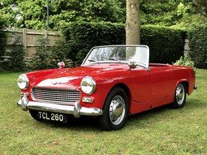 Austin Healey Sprite Mk2 1961 HAN6 For Sale