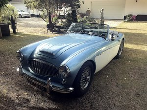 Picture of 1956 AUSTIN HEALEY 100/6 SOLD