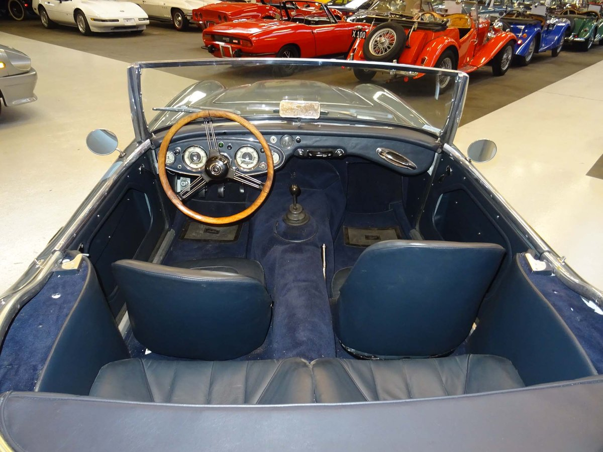 1960 Austin-Healey 3000 Mk I BT7, 4-seater For Sale (picture 4 of 6)
