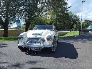 1963 Austin Healey 3000 MKII BJ7 at Morris Leslie 25th May For Sale by Auction