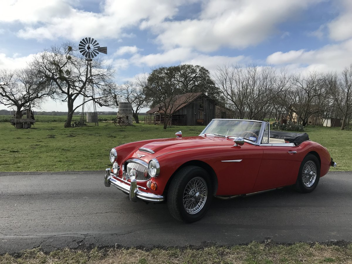 1966 AUSTIN-HEALEY 3000 MK III For Sale (picture 1 of 6)