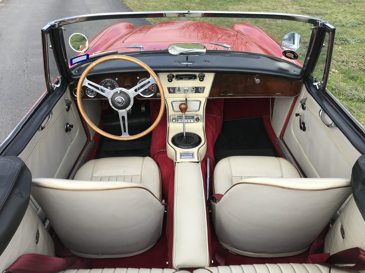 1966 AUSTIN-HEALEY 3000 MK III For Sale (picture 3 of 6)