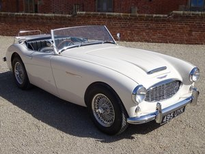 1957 AUSTIN HEALEY 100/6 BN4 2+2  - RESTORED TO HIGHEST STANDARDS For Sale