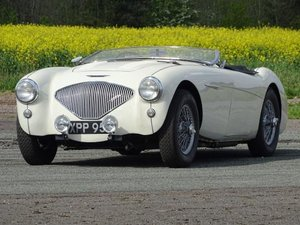1956 Austin-Healey 100 Modified to M Specifcation For Sale by Auction