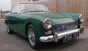 1962 Austin Healey Sprite Mark II For Sale by Auction