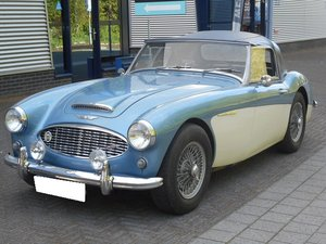 1959 SPECIAL PRICED ! AUSTIN HEALEY 100/6 For Sale