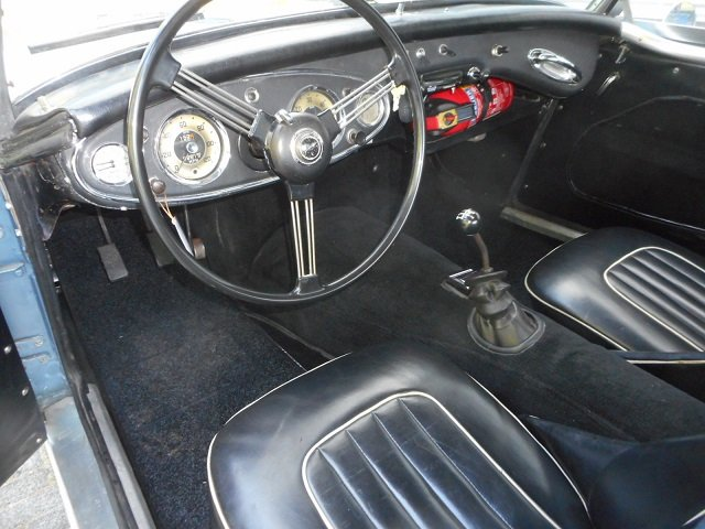 1959 AUSTIN HEALEY 100/6 For Sale (picture 3 of 6)