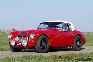1958 Austin Healey 100-6 Fully rally prepared