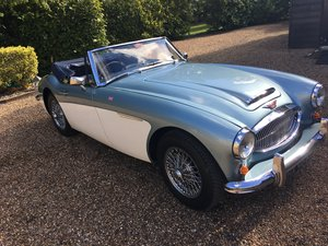 1963 Austin Healey 3000 Mk. 2 For Sale