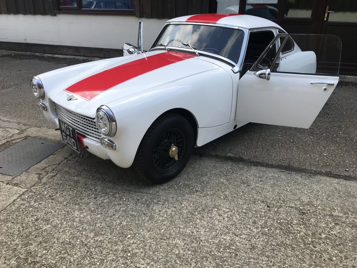Austin Healey Sprite MK3 1966 - Superb Restored Example For Sale (picture 1 of 6)
