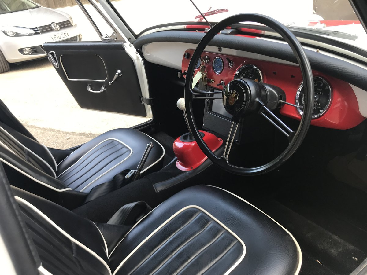 Austin Healey Sprite MK3 1966 - Superb Restored Example For Sale (picture 3 of 6)