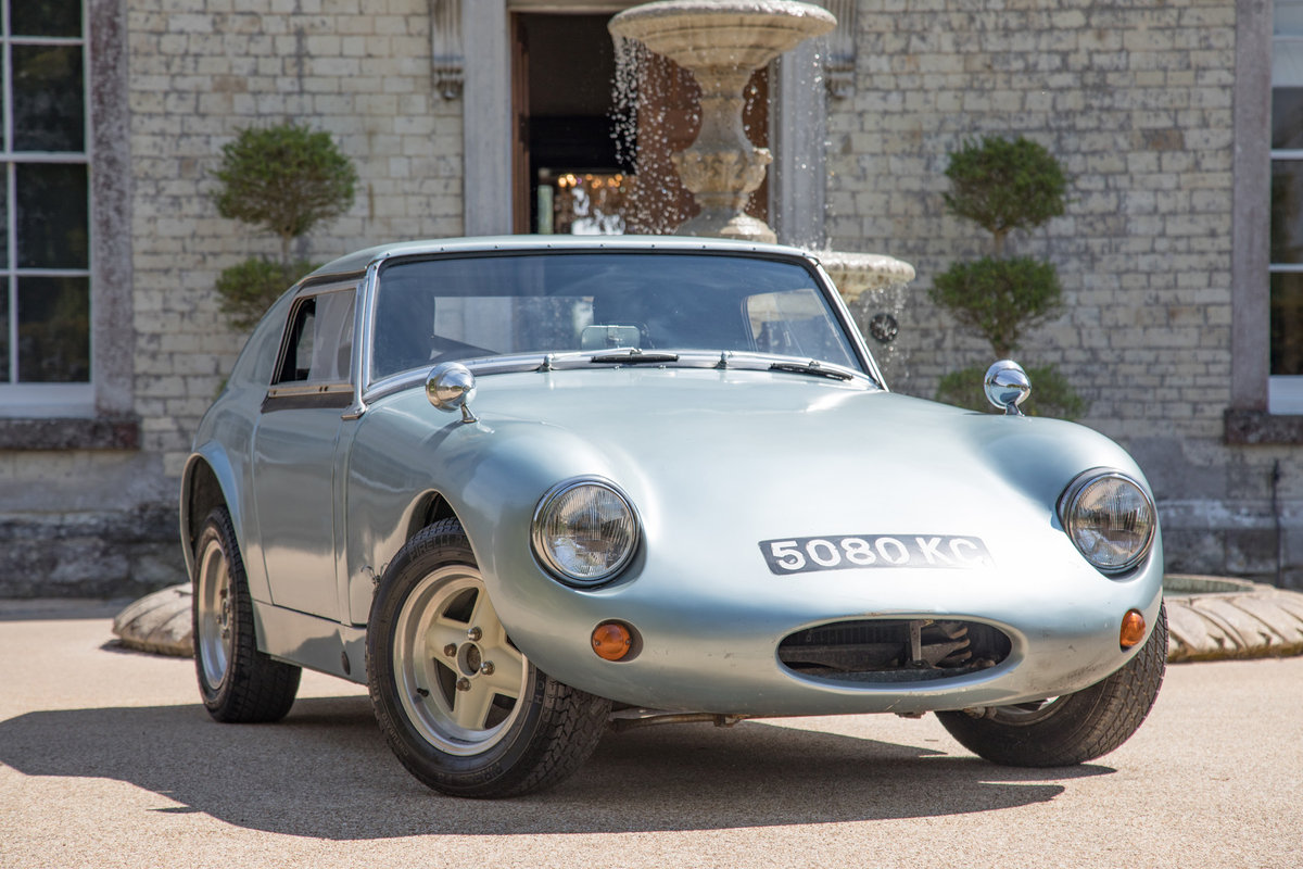 1959 Austin Healey Lenham GT with Period Goodwood & Race History SOLD (picture 1 of 6)