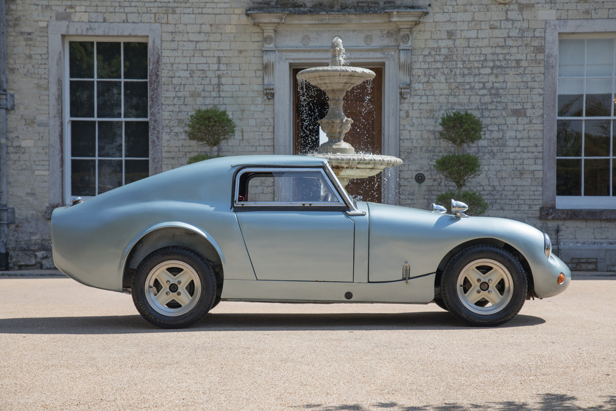 1959 Austin Healey Lenham GT with Period Goodwood & Race History SOLD (picture 3 of 6)
