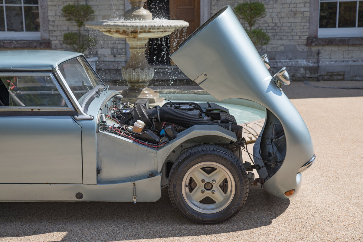 1959 Austin Healey Lenham GT with Period Goodwood & Race History SOLD (picture 5 of 6)