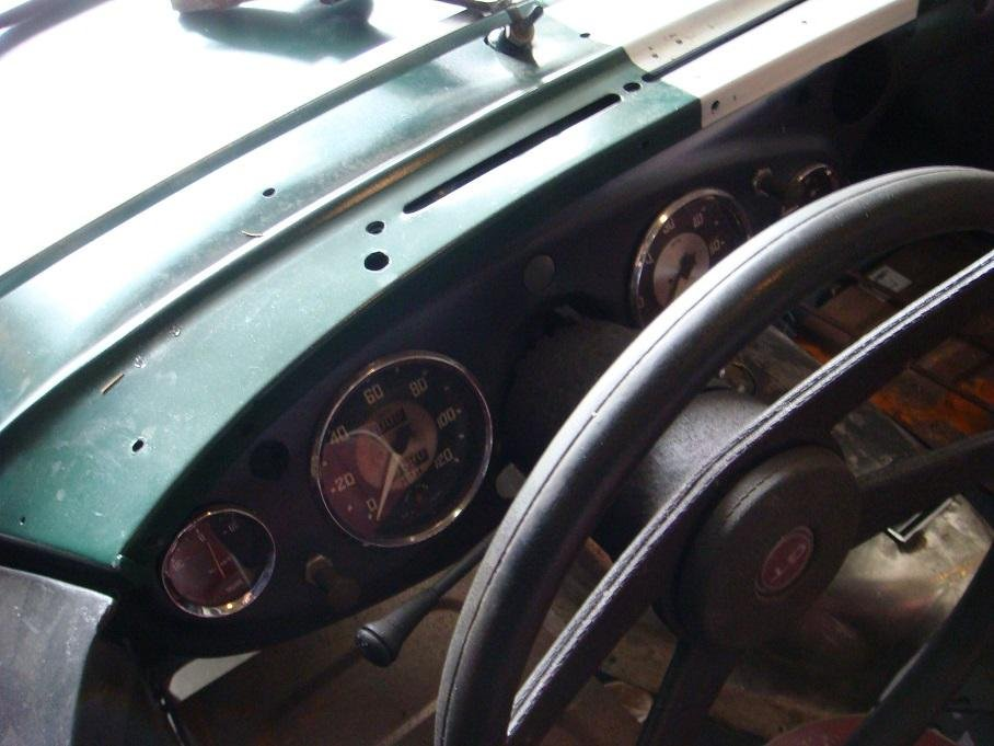 1953 Austin Healey 100-4 BN1 Project For Sale (picture 5 of 5)
