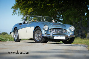 1957 Austin Healey 100/6 Right hand drive for sale