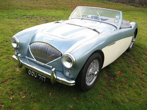 "1956 Austin Healey 100/4 ""M"" BN2 For Sale"